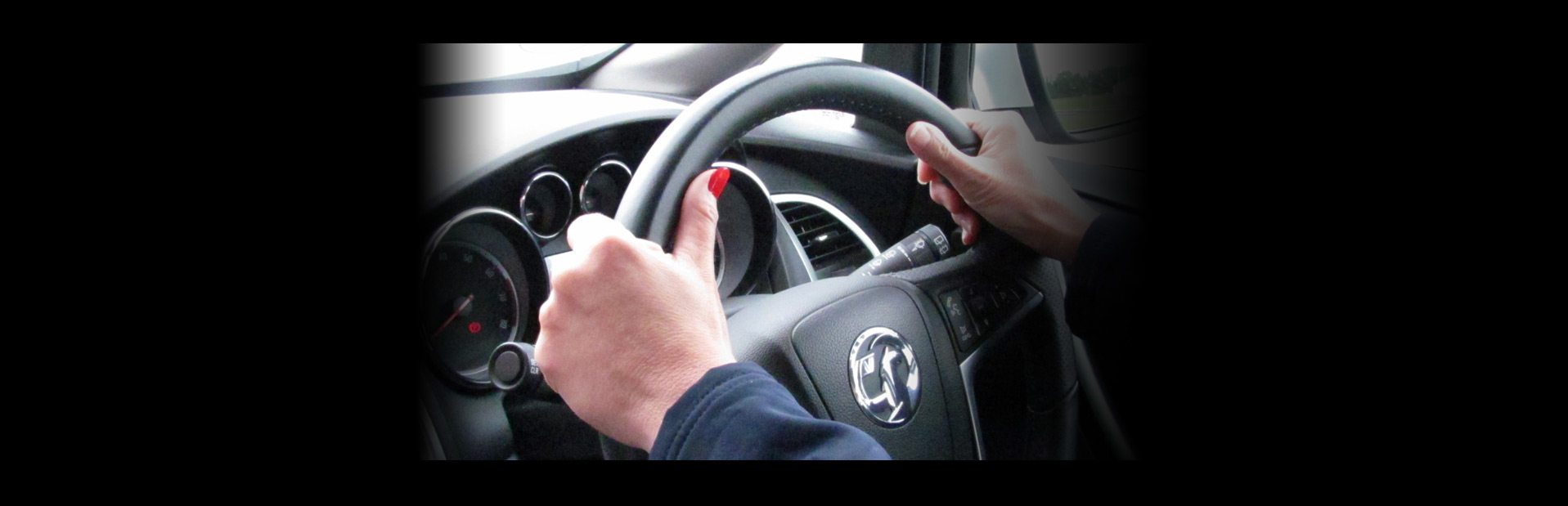 Red Thumb Driving