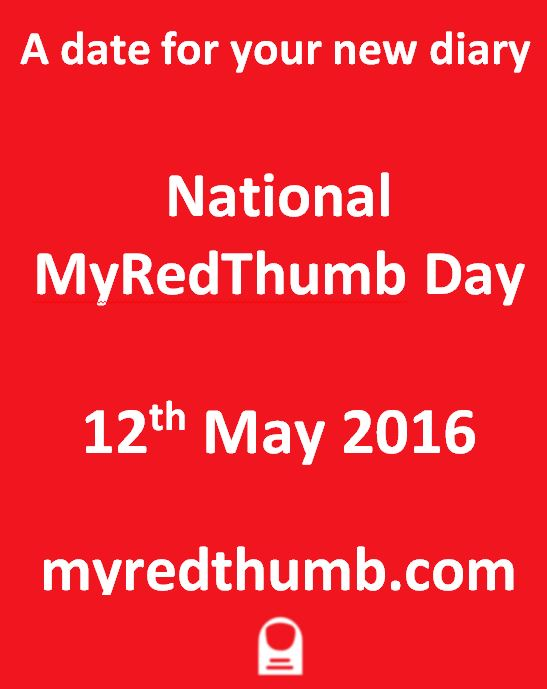 Date announced for MyRedThumb Day 2016