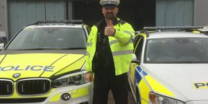 Olly Taylor Devon and Cornwall Police