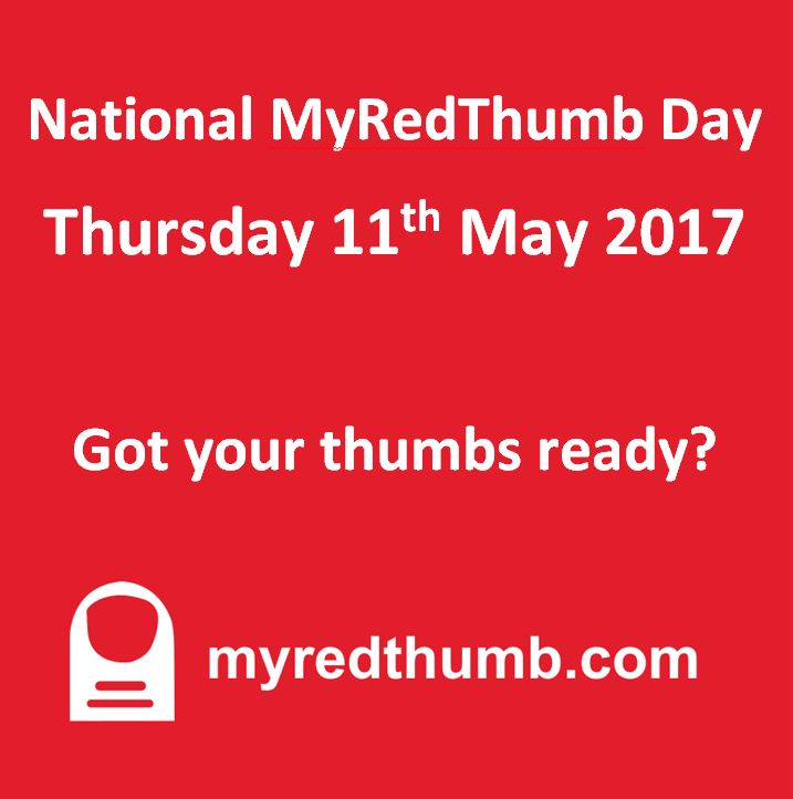 Have you got a red Thumb